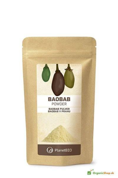 Baobab prášok BIO 150 g