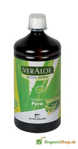 Aloe Vera Bio 100% Čistý džús