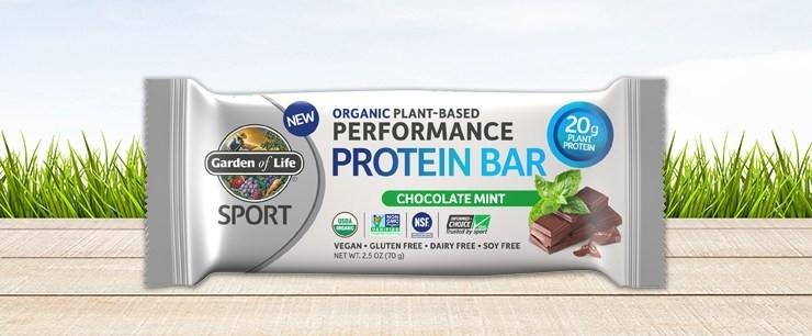 Proteínová tyčinka ŠPORT BIO - čokoláda s mätou 70g