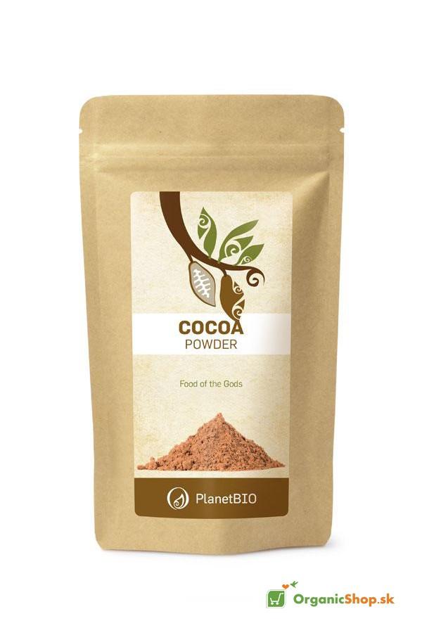 Kakaový prášok Organic Raw BIO 150g