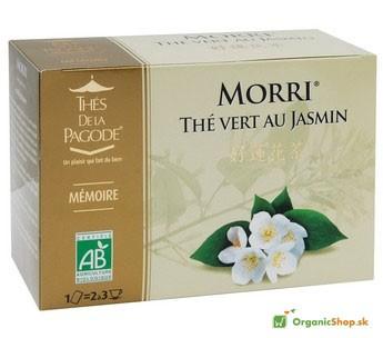 Čaj MORRI - 72 čajových vrecúšok