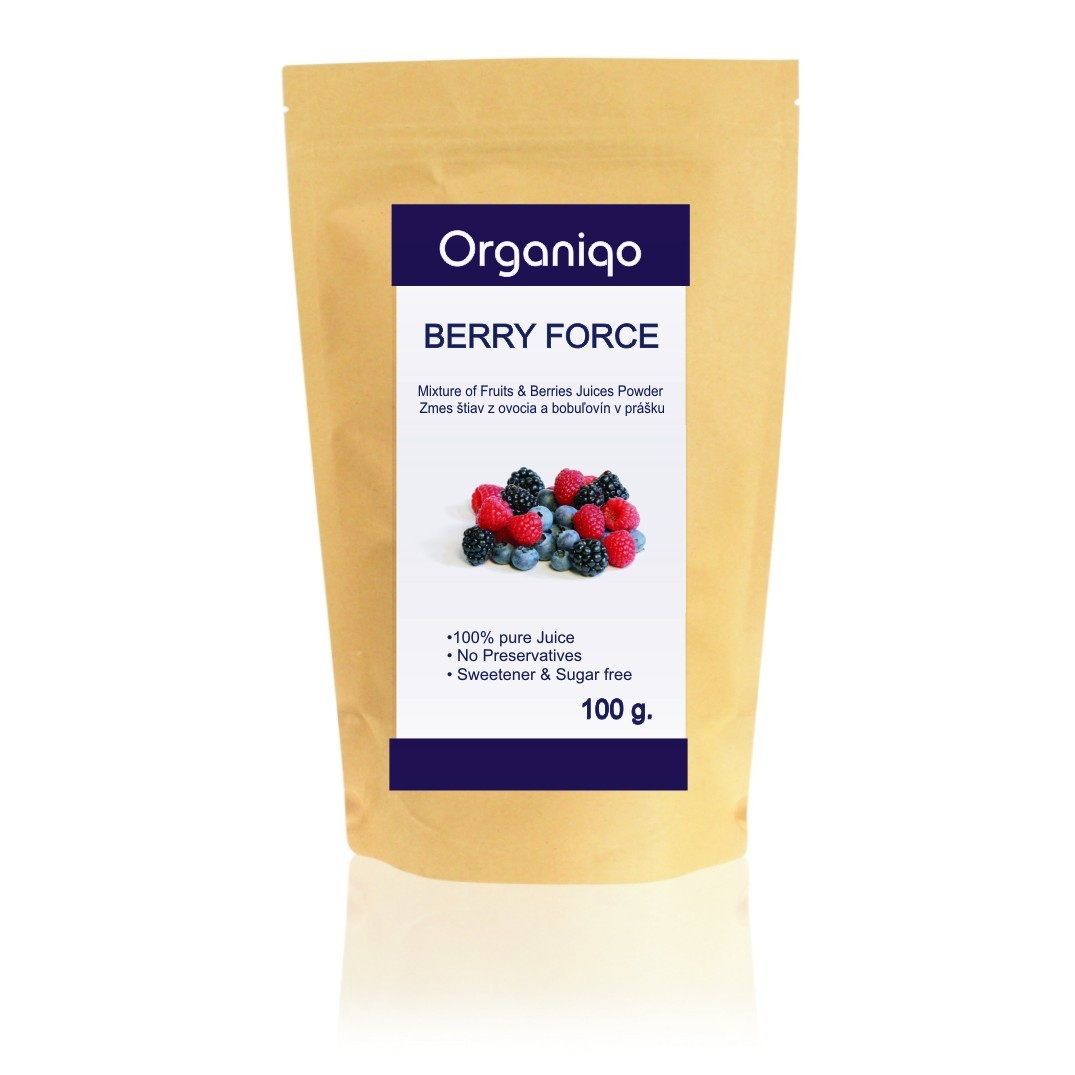 Zmes Berry Fusion Power 100g