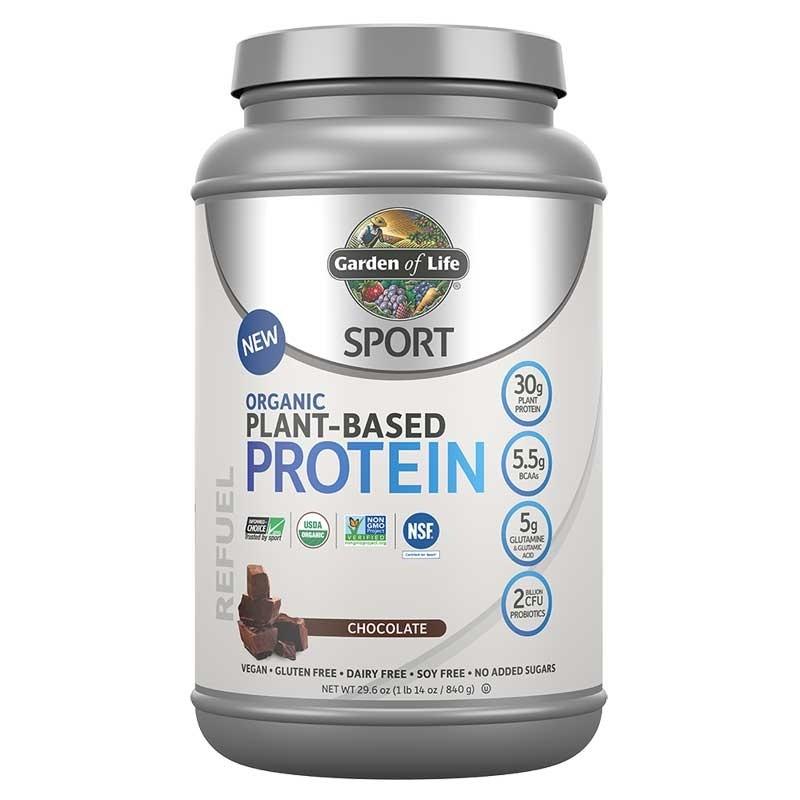 SPORT BIO Plant-Based Protein-Čokoláda 840g