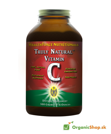Prírodný Vitamín C - 500g