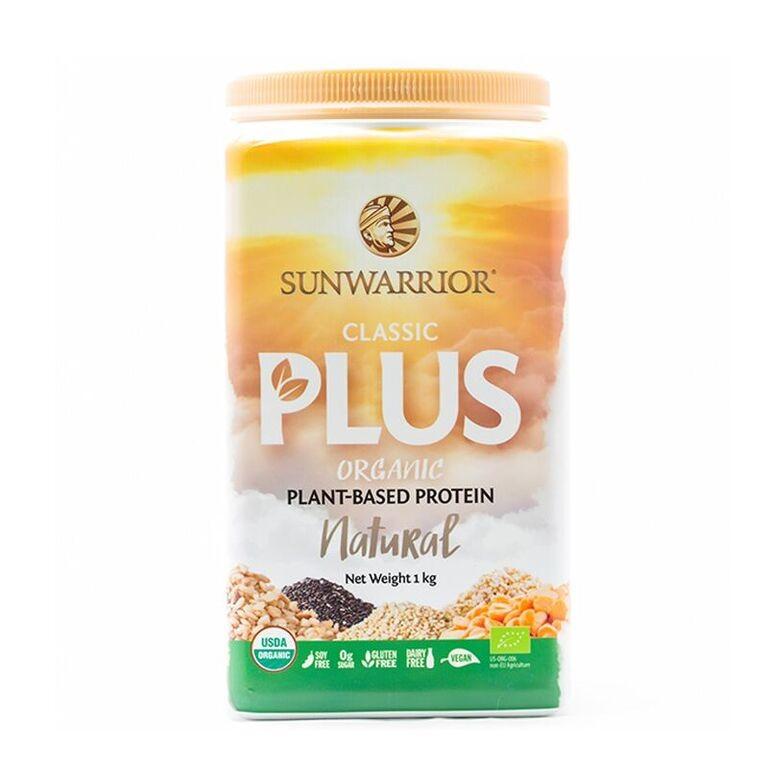 Sunwarrior Protein Classic Plus BIO Natural 1kg