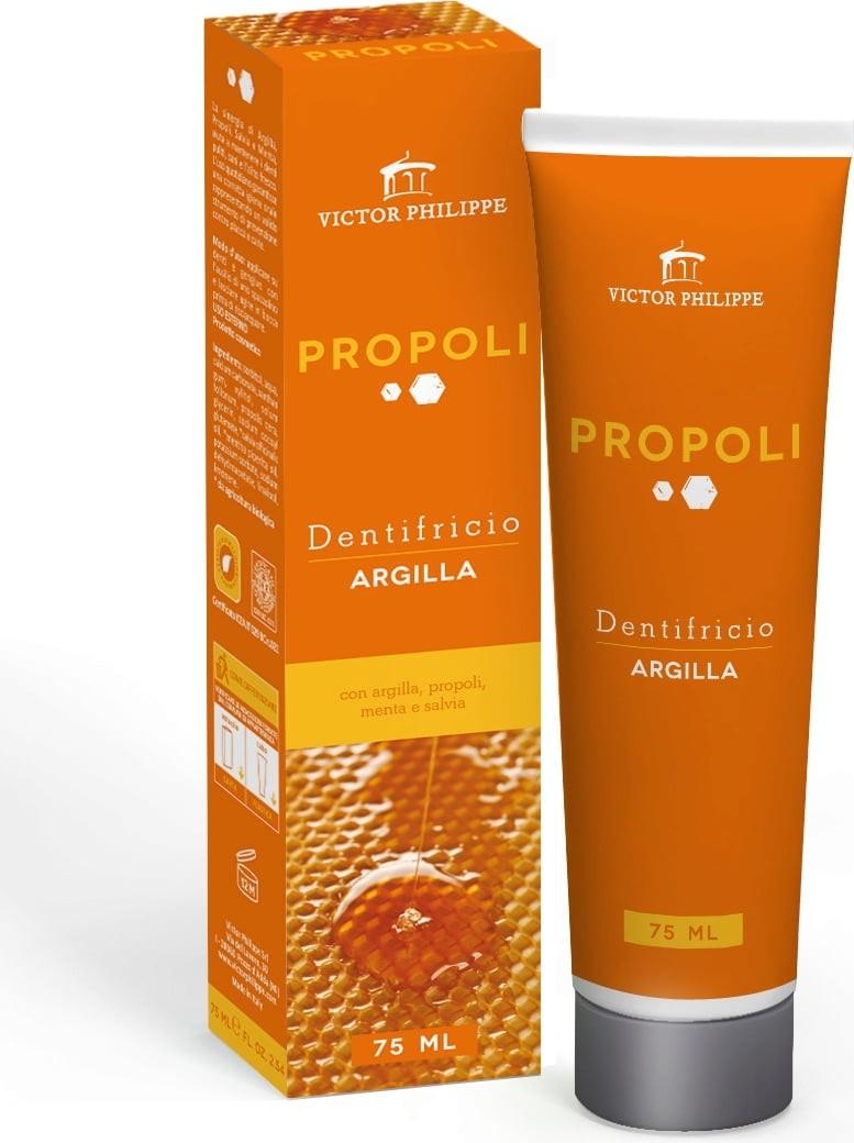 Zubná pasta Clay & Propolis  75 ml