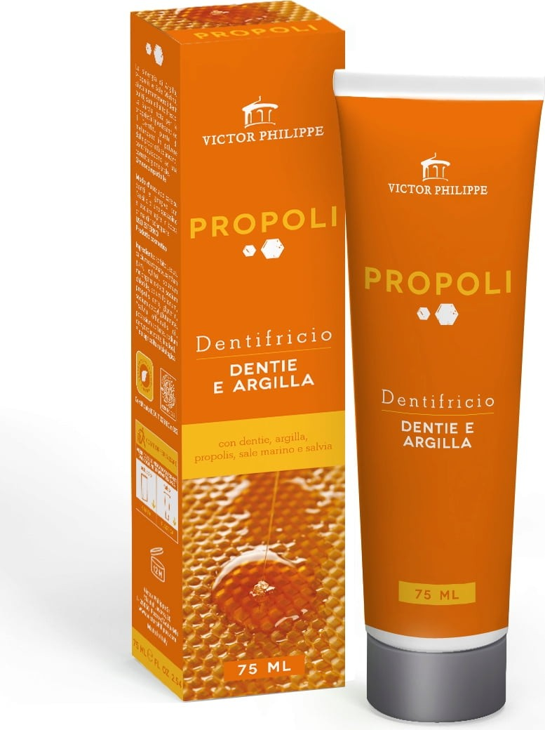 Zubná pasta Dentie, Clay & Propolis 75 ml