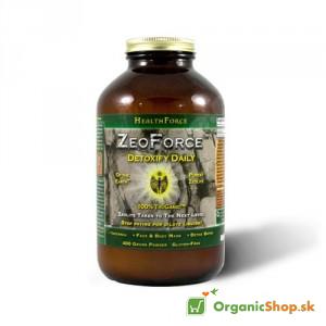 ZeoForce - detoxikácia - 400g