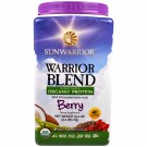 Sunwarrior Blend RAW Proteín Berry BIO 1kg
