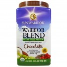 Sunwarrior Blend RAW Proteín Čokoladový 1kg