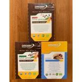 Organic Food Bar Protein tyčinky 3 druhy AKCIA