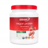 Vegan protein Raw Strawberry OFB - Bio Proteín 372g