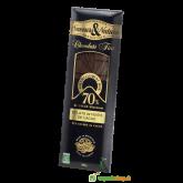 Čokoláda Bio 70% KAKAO Eclats de Feves – 100g