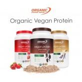 Vegan protein Raw OFB 3druhy - Bio Proteín 1196g
