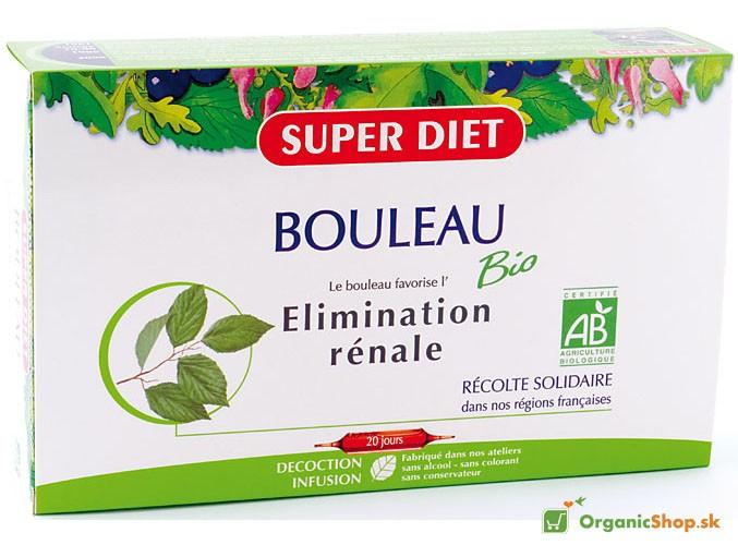Breza Bio - Vylučovanie 20x15 ml-pitná ampulka
